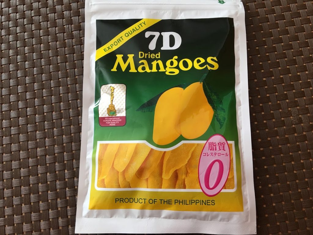 7Dのドライマンゴー
