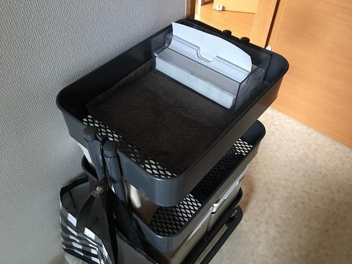 IKEAのRASKOG使用例